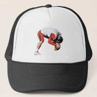 Center Hiking Ball Trucker Hat