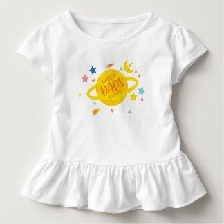 Center of Dad's Universe Toddler T-Shirt