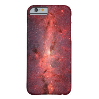 Center of Milky Way Galaxy in Infrared Barely There iPhone 6 Case
