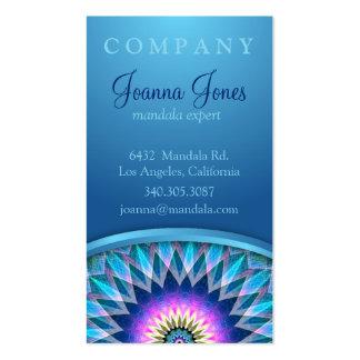 Center Point Mandala Pack Of Standard Business Cards