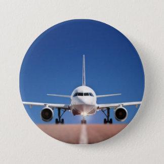 centerline 7.5 cm round badge