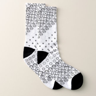 Centesimal 12Digit Fibonacci Sequence by K Yoncich Socks