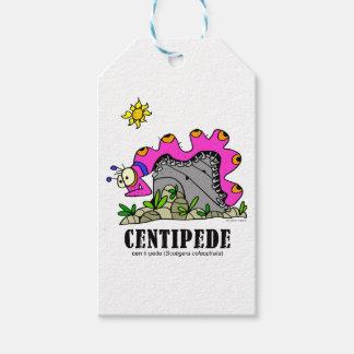 Centipede by Lorenzo © 2018 Lorenzo Traverso Gift Tags