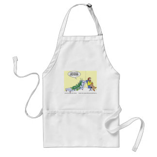 Centipede Psychiatry Funny Cards Mugs & Gifts Standard Apron