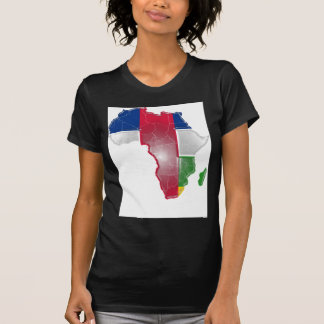 Central African Rep T-shirt