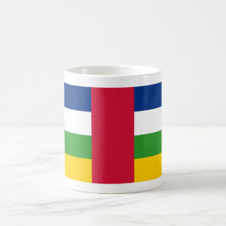 Central African Repubic Flag coffee Mug