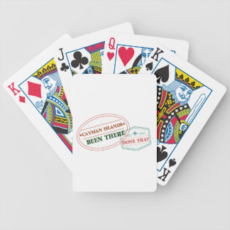 Central African Republic Been There Done That Bicycle Playing Cards