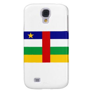 Central African Republic Galaxy S4 Cases