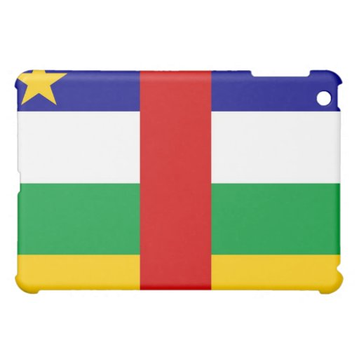 central african republic country flag case case for the iPad mini