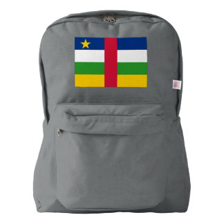 Central-African Republic Flag Backpack