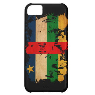 Central African Republic Flag Case For iPhone 5C