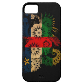 Central African Republic Flag Case For The iPhone 5