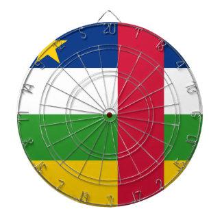 Central-African Republic Flag Dartboard