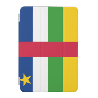 Central-African Republic Flag iPad Mini Cover
