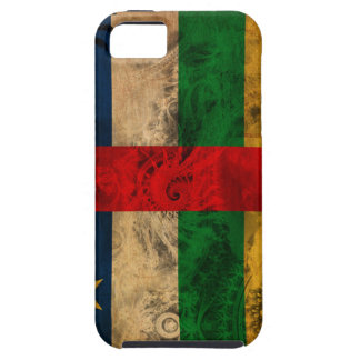 Central African Republic Flag iPhone 5 Cases