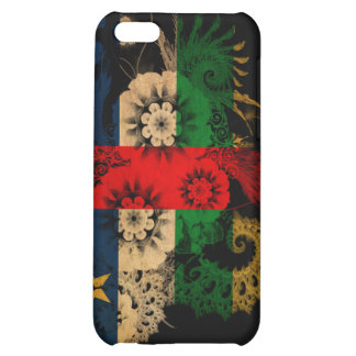 Central African Republic Flag iPhone 5C Cover