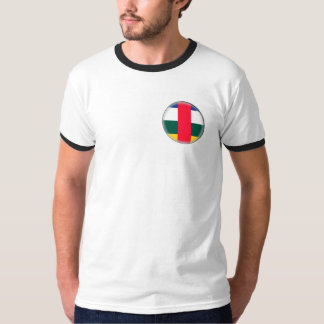 Central African Republic Flag Shirts