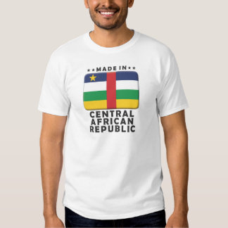 Central African Republic Made T-shirts