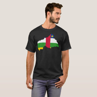 Central African Republic Nation T-Shirt