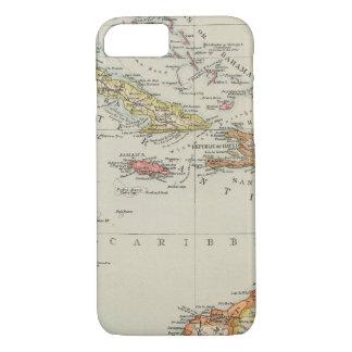 Central America 2 iPhone 7 Case