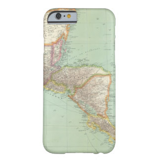 Central America 4 Barely There iPhone 6 Case