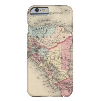 Central America 5 Barely There iPhone 6 Case