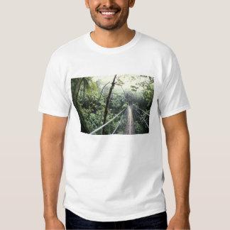 Central America, Costa Rica, Monteverde Cloud T-shirts