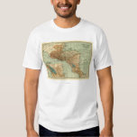 Central AmericaPanoramic MapCentral America 2 Shirts