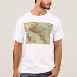 Central AmericaPanoramic MapCentral America 2 T-Shirt