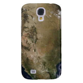 Central and western United States Galaxy S4 Cases