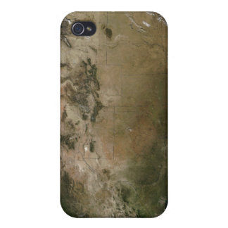 Central and western United States Case For The iPhone 4