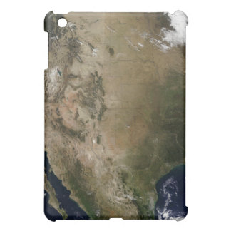 Central and western United States Cover For The iPad Mini