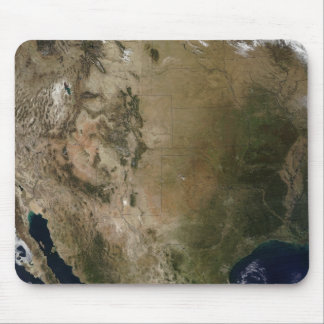Central and western United States Mouse Pad