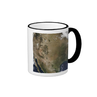 Central and western United States Mugs