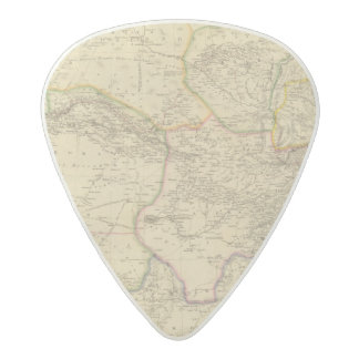 Central Asia Acetal Guitar Pick