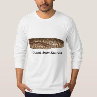 Central Asian Sand Boa American Apparel Long Tee Shirt