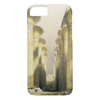 Central Avenue of the Great Hall of Columns, Karna iPhone 7 Case