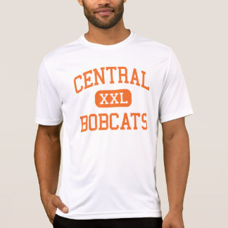 Central - Bobcats - High School - San Angelo Texas T-Shirt