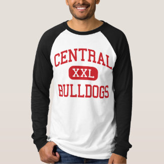 Central - Bulldogs - High - Springfield Missouri T-Shirt