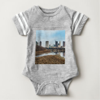 Central Business District Columbus, Ohio Baby Bodysuit