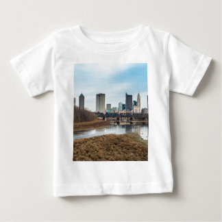 Central Business District Columbus, Ohio Baby T-Shirt
