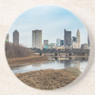 Central Business District Columbus, Ohio Coaster