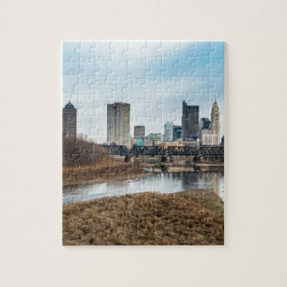 Central Business District Columbus, Ohio Jigsaw Puzzle