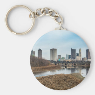 Central Business District Columbus, Ohio Key Ring