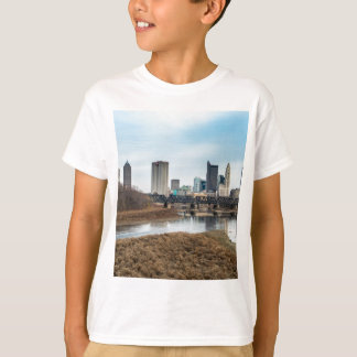 Central Business District Columbus, Ohio T-Shirt
