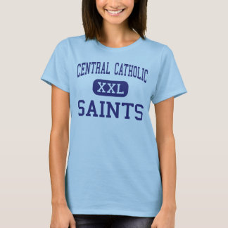 Central Catholic - Saints - High - Bloomington T-Shirt