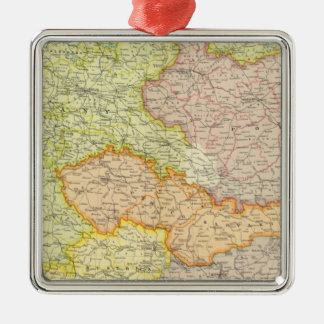 Central European states political Ornament
