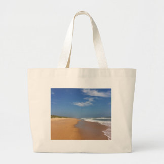 Central Florida Beach Large Tote Bag