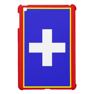 central greece flag country region symbol iPad mini case