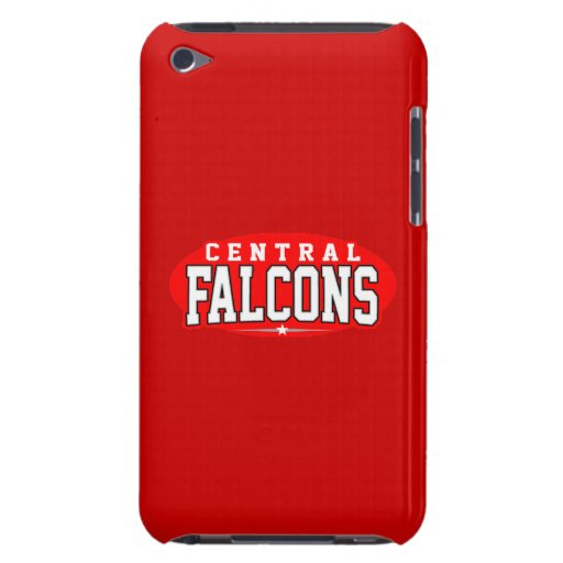 Central High School; Falcons iPod Touch Case